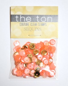 The Ton Gala Invitation Couture Sequin Mix