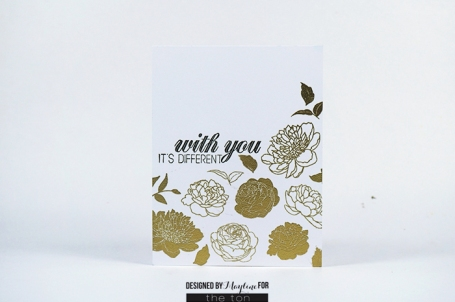 wild peonies-I got you-gold