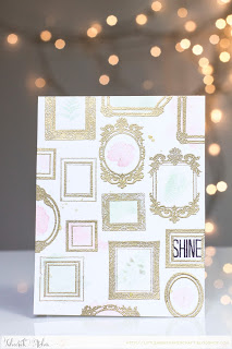 Shine Frames Card