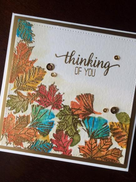 Facebook Stamp Junkies Group: Jacquie Marie's Card