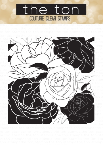 Rose Garden bg cling WATER