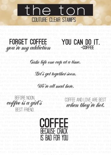 caffeine sentiments water