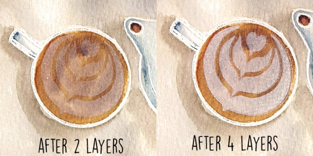 coffee stamping