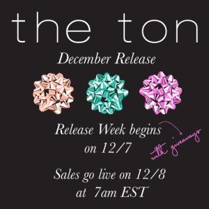 december release badge