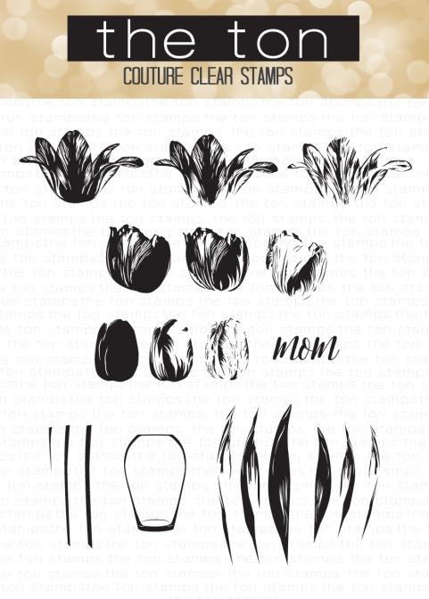 Fresh Cut Tulips Water