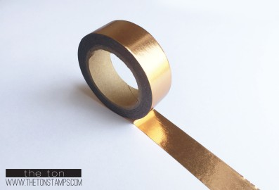 burnished rg tape