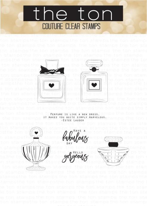 Marvelous Perfumes 4x6 water