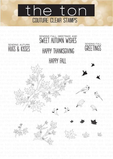 Autumn Wishes 4x6