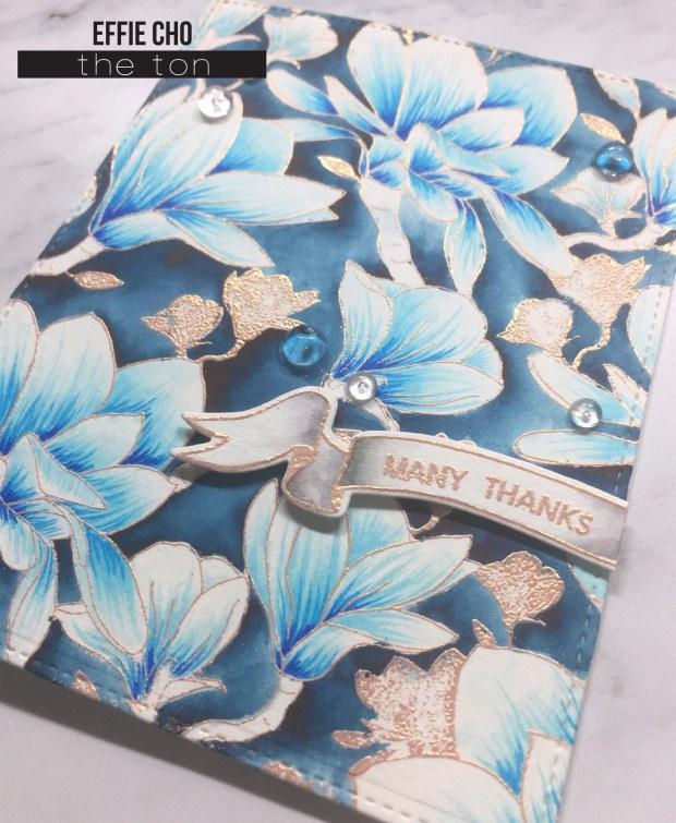 blue magnolias 5