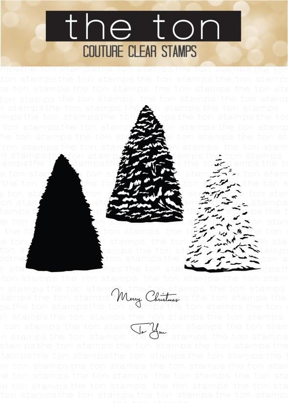 Mini Pine Tree 3x4 water