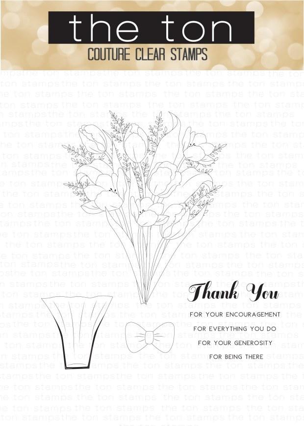 Tulip Bouquet 4x6
