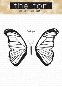 Butterfly Wings - Morpho water