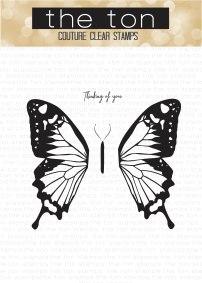 Butterfly Wings - Swallowtail water