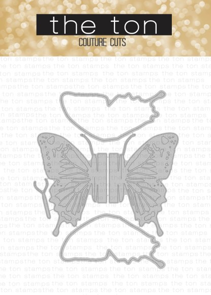 Pop Up Butterfly - Swallowtail Dies FINAL