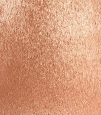 Ribbed Glitter rose gold