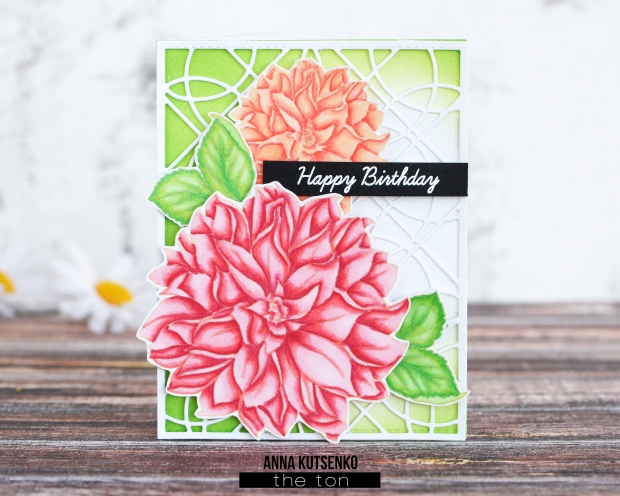 Birthday Pop Up Flower Card The Season
