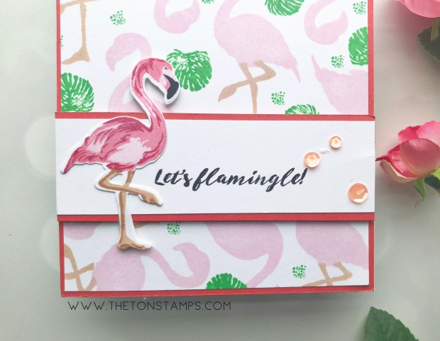 flamingo pattern2