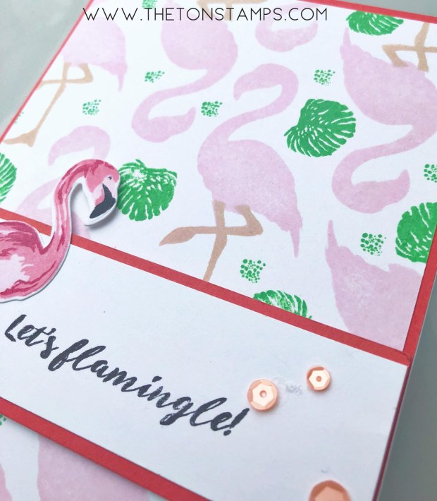 flamingo pattern3