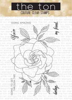 Amazing Gardenia wm