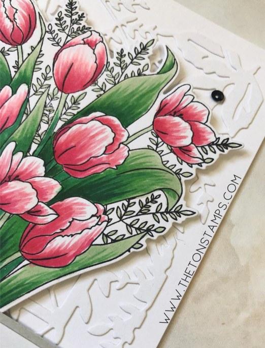 tulip bouquet copics3