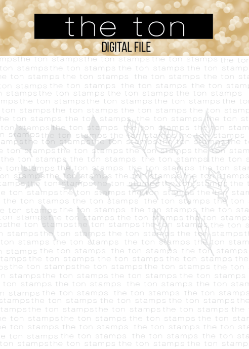 Leaf SVG Bundle WM