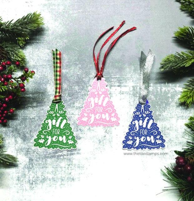 tree printable gift tags